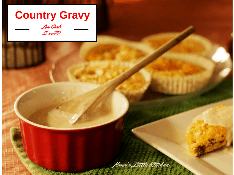 Country Gravy S E FP