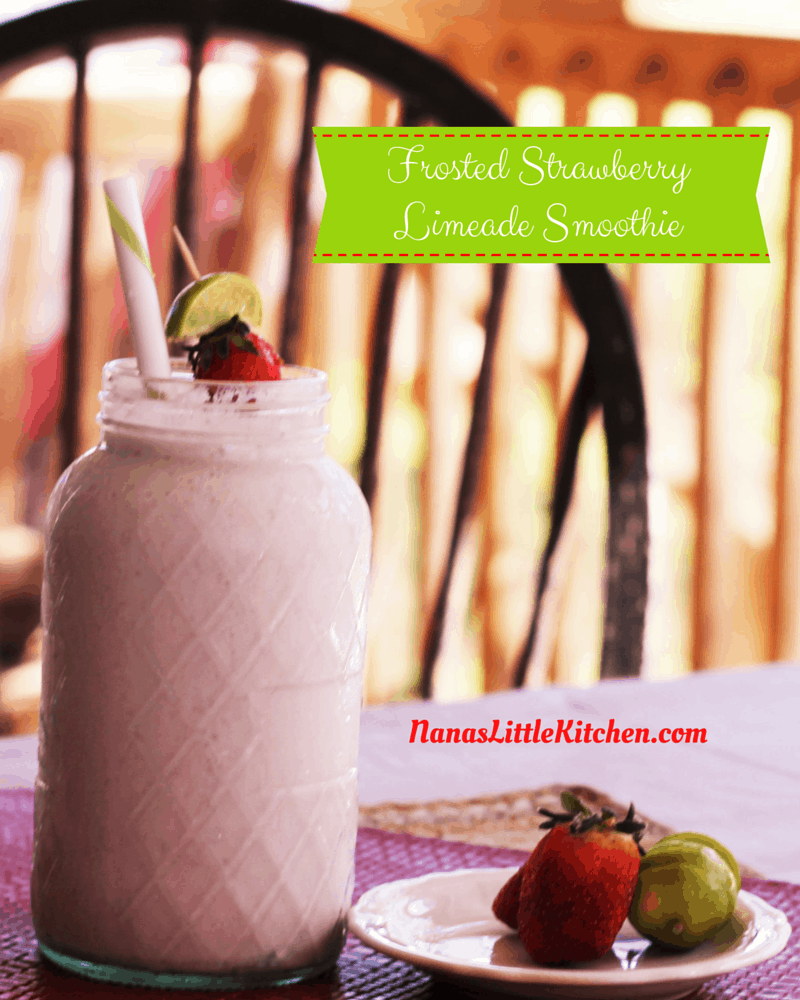 Frosted Strawberry LImeade Use this one Labeled