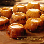 Sugar Free Mini Cinnabundts (Low Carb, S)