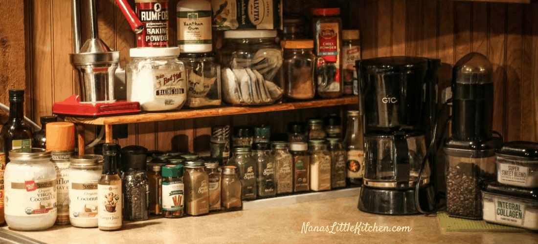 Functionalizing Small THM Kitchens