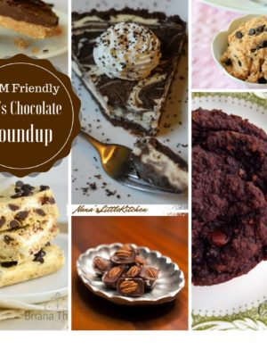 Lily's Chocolate Roundup