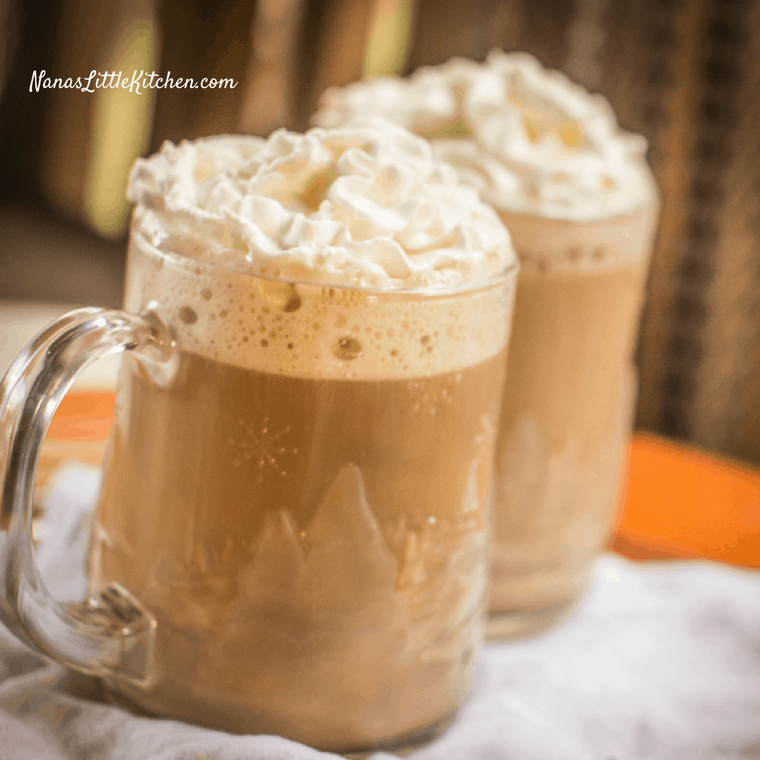 Sugar Free Mock Chestnut Praline Latte
