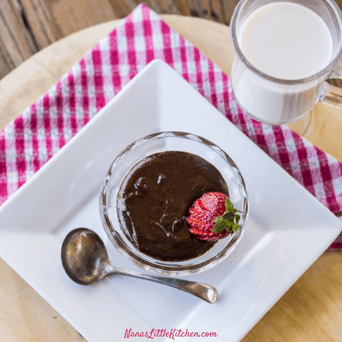 Fudge Brownie Protein Batter