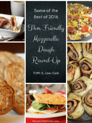 THM Friendly Mozzarella Dough Roundup