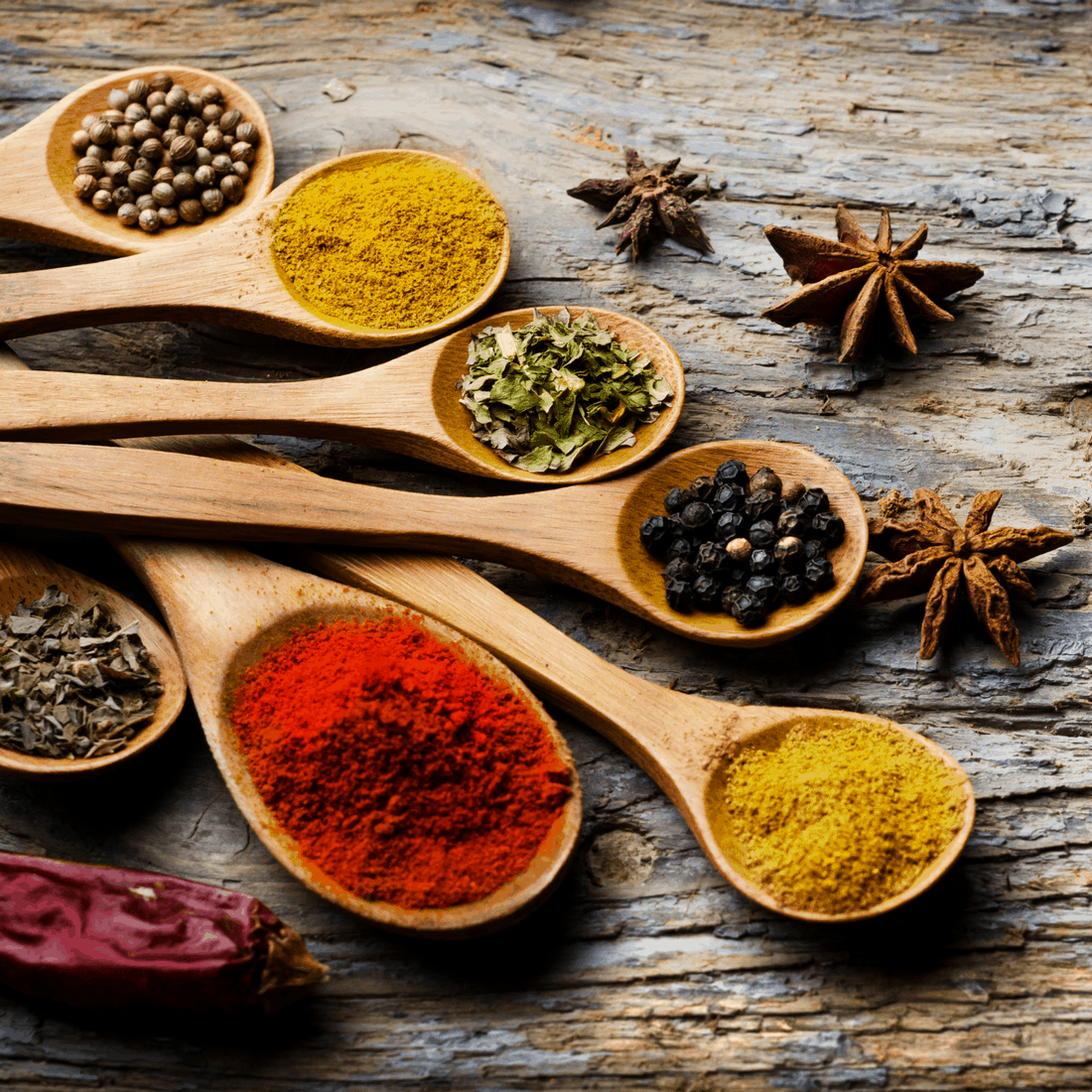 Make Your Own Healthy Seasonings