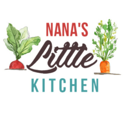 Nana\'s Logo - Nana\'s Little Kitchen