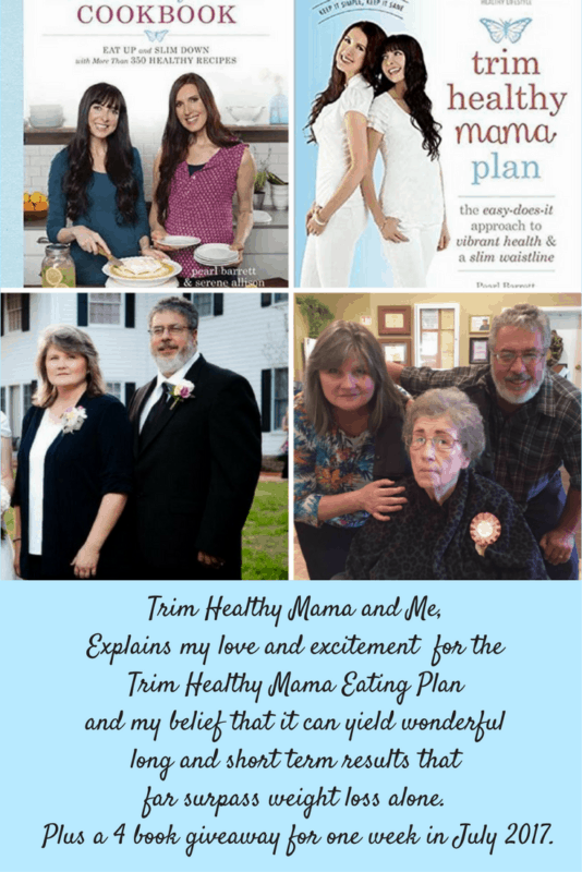 Trim Healthy Mama and Me