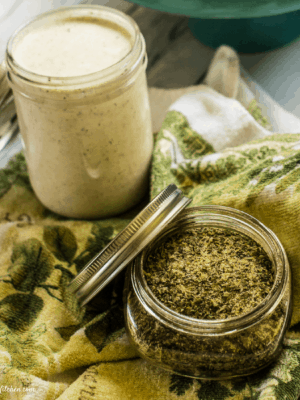 My Best Ranch Dressing Ever Seasoning Mix