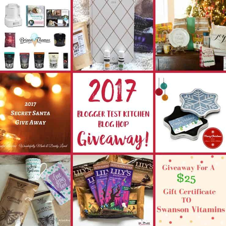 Nana's 2017 Blog Hop Giveaway
