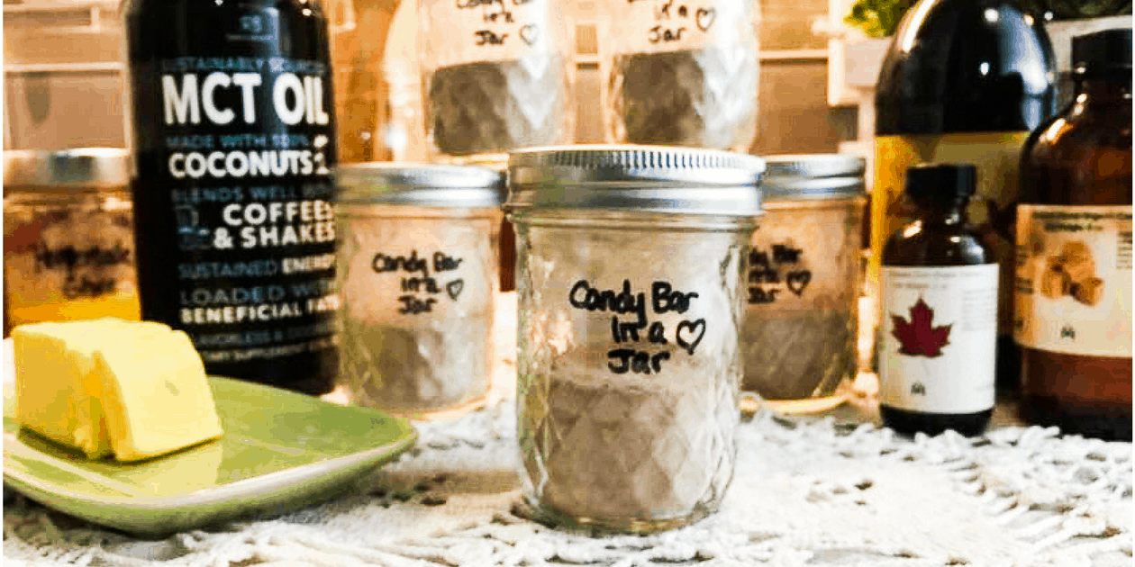 Candy Bar In A Jar Thm S Low Carb Nana S Little Kitchen