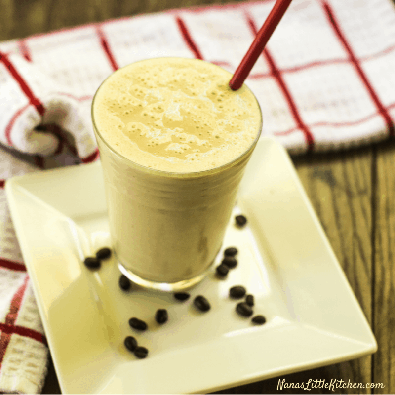 Frosted Coffee Sugar Free THM S Low Carb