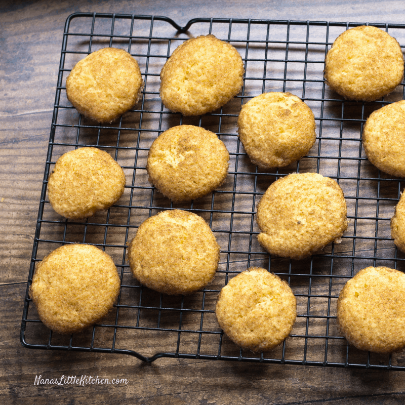 Sugar Free Snickerdoodles THM S Low Carb
