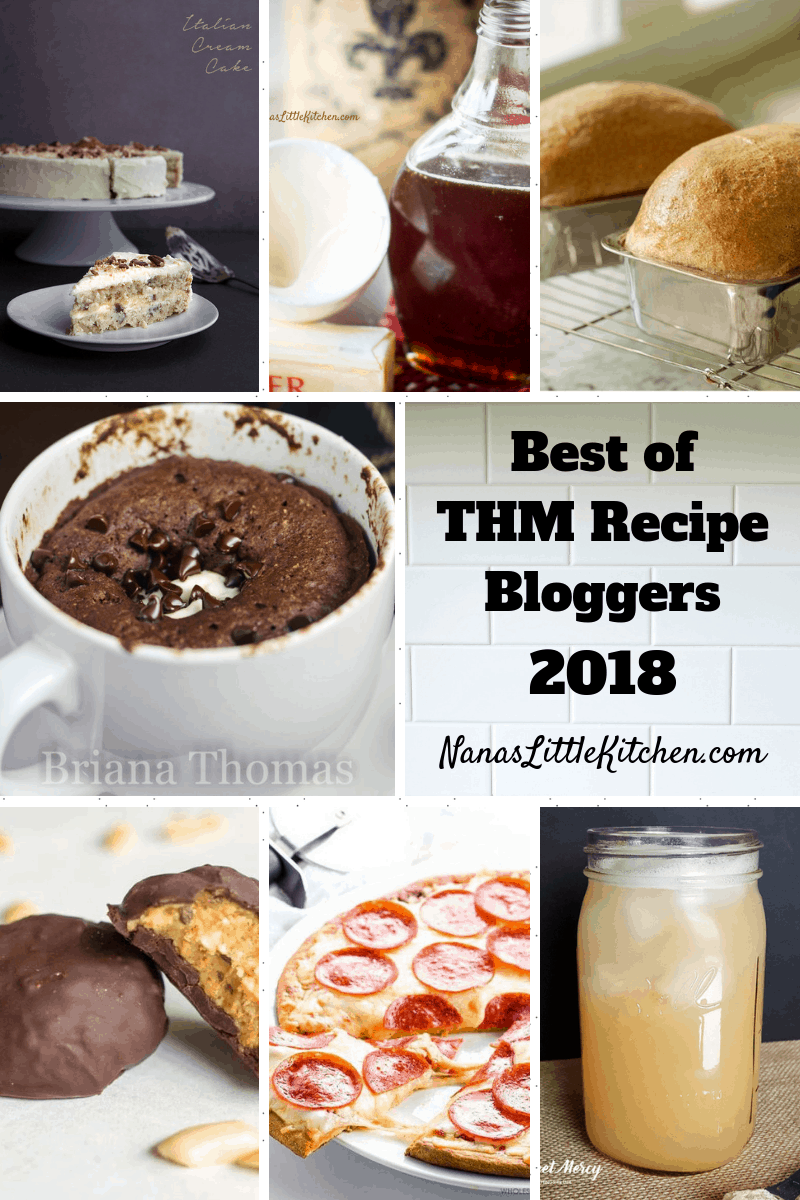 Best of THM Recipe Bloggers 2018