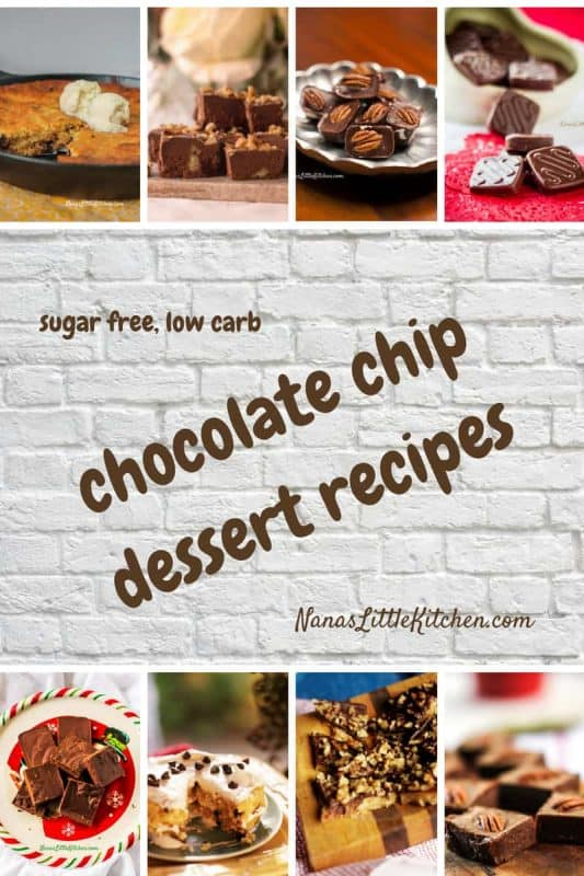 Fudgy Low Carb Brownies THM S