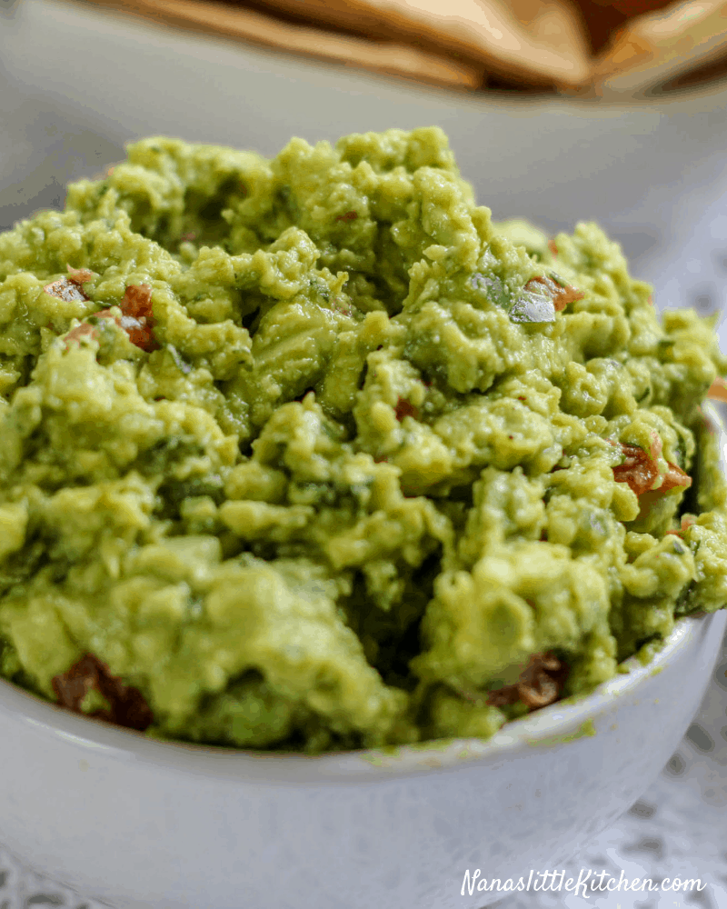 Authentic Guacamole THM S Low Carb