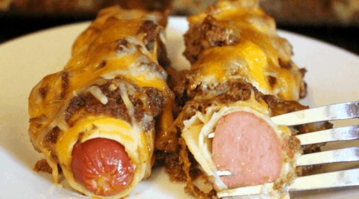 Chili Dog Bake || Low Carb & THM Kids Series