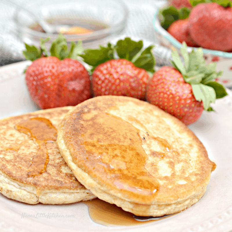 FP Pancakes Using Biscuit Mix