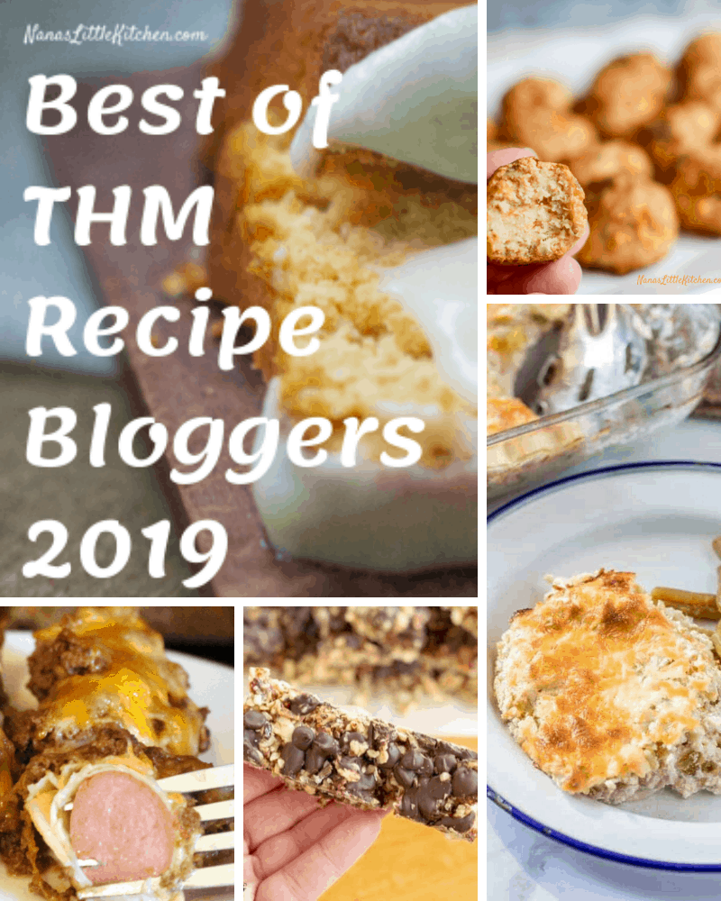 Best of THM Recipe Bloggers 2019
