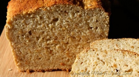 Low Carb, THM Friendly Yeast Bread