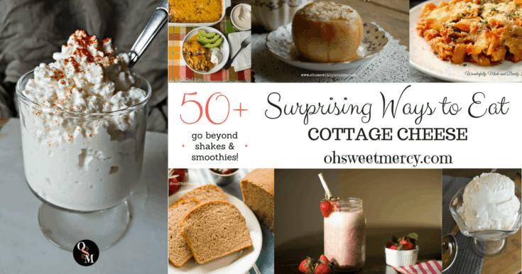 50+ Surprising Ways to Eat Cottage Cheese
